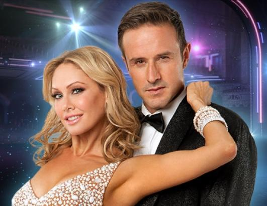 David Arquette, actor and producer, joins two-time champion Kym Johnson, who returns for her tenth season