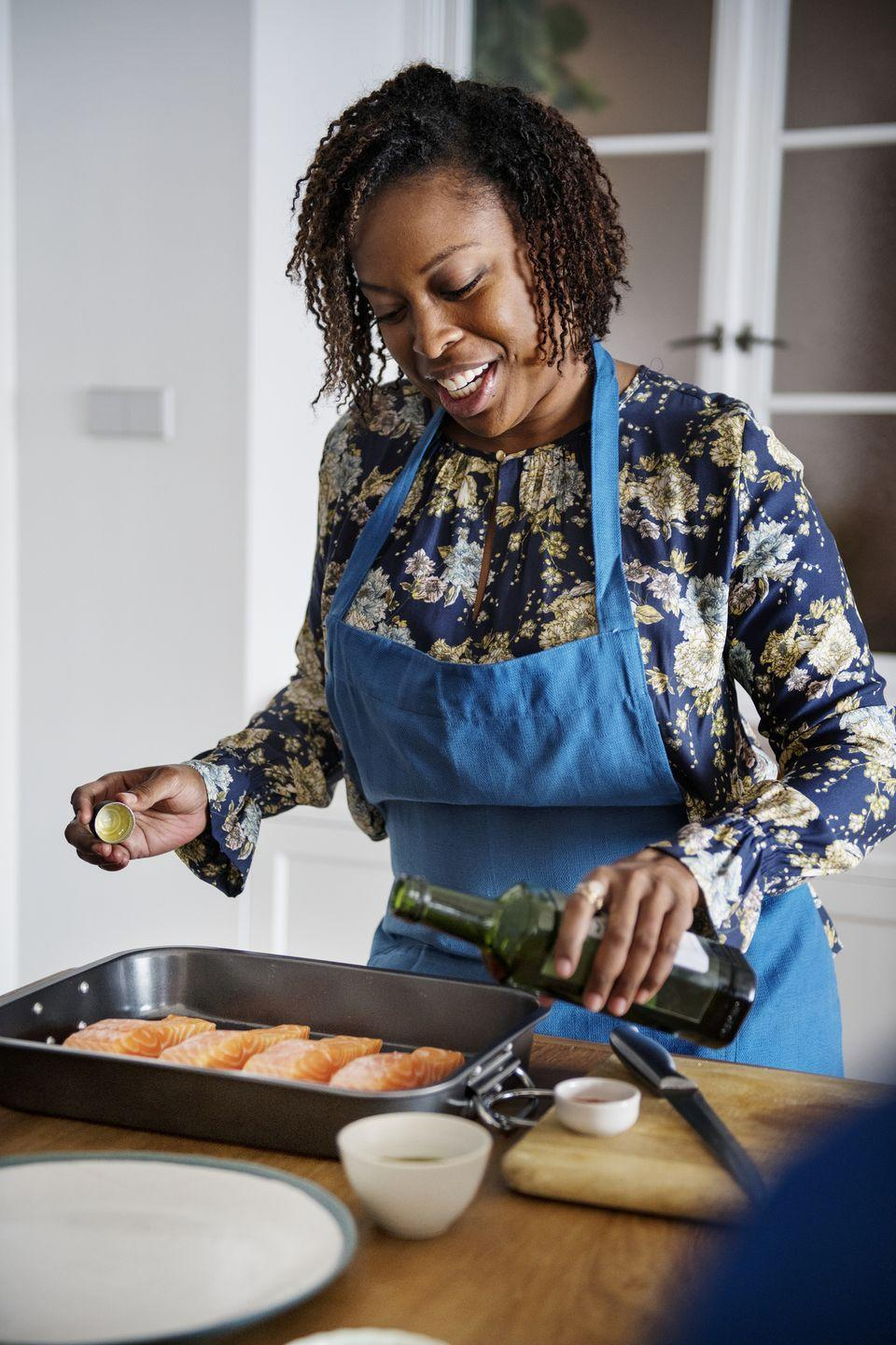 """<p>Who says your resolution has to be sticking to just one thing. As they say, """"Variety is the spice of life."""" Well, spice up your new year by setting a goal to try something new each month. If you are a foodie, it could be a new restaurant, <a href=""""https://www.countryliving.com/food-drinks/g1903/slow-cooker-recipes/"""" rel=""""nofollow noopener"""" target=""""_blank"""" data-ylk=""""slk:recipe"""" class=""""link rapid-noclick-resp"""">recipe</a>, or <a href=""""https://www.countryliving.com/food-drinks/g877/sweet-potato-recipes-1009/"""" rel=""""nofollow noopener"""" target=""""_blank"""" data-ylk=""""slk:ingredient"""" class=""""link rapid-noclick-resp"""">ingredient</a>. If you tend to get stuck in a rut, maybe changing up your route to work or changing up your <a href=""""https://www.countryliving.com/shopping/gifts/a34371446/revlon-hair-dryer-sale-prime-day/"""" rel=""""nofollow noopener"""" target=""""_blank"""" data-ylk=""""slk:hairstyle"""" class=""""link rapid-noclick-resp"""">hairstyle</a> could be one of the new things you try. Again, start small, and work up to signing up for that pottery class or Barre class (unless that's what you've been hankering to try). Get creative and don't forget to get your friends and family involved.</p>"""