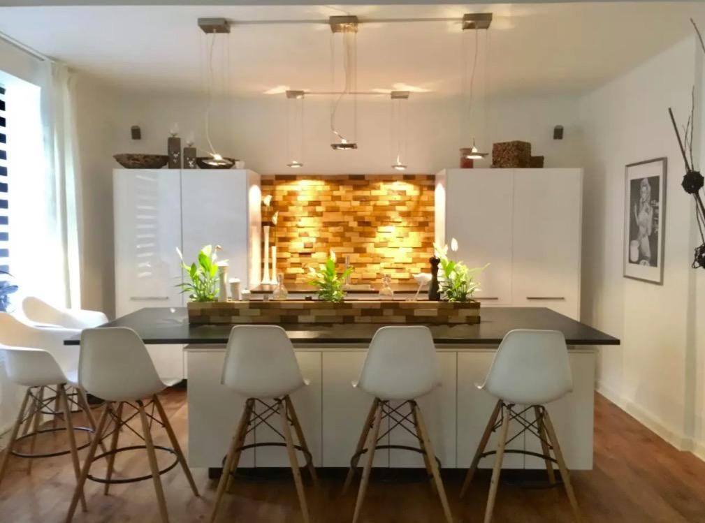 <p>The No. 3 least stressful city on the list is Hannover, Germany. This two-bedroom apartment will set you back $220 per night. (Airbnb) </p>