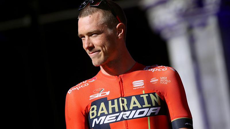 Rohan Dennis disappeared during stage 12 of the Tour de France. (Photo by Chris Graythen/Getty Images)