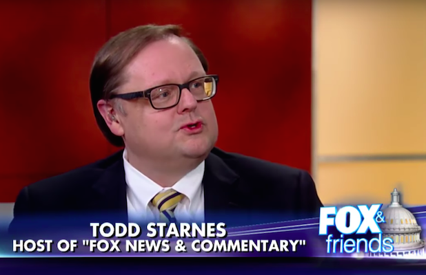 Fox News Host Todd Starnes Out After Suggesting Democrats Worship Pagan God Moloch (Exclusive)