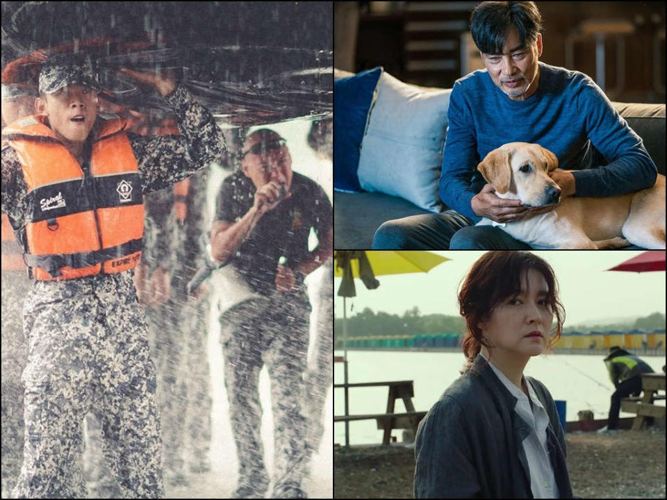 """""""Ah Boys To Men 3: Frogmen"""", """"Little Q"""" and """"Bring Me Home"""" are some of the movies currently available on Cathay CineHome."""