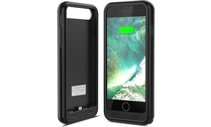 iPhone 7 battery case from Alphatronix