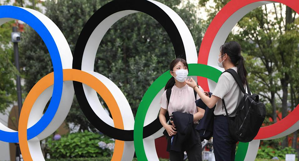 Spectators have been banned from the Tokyo Olympics
