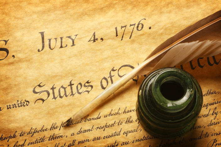 National Public Radio tweeted out the Declaration of Independence on Tuesday to mark the July Fourth holiday, but not everyone understood what it was doing.