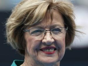 Margaret Court says 'treat me like Laver', asks Tennis Australia to commemorate 50th anniversary of her calendar-year Grand Slam