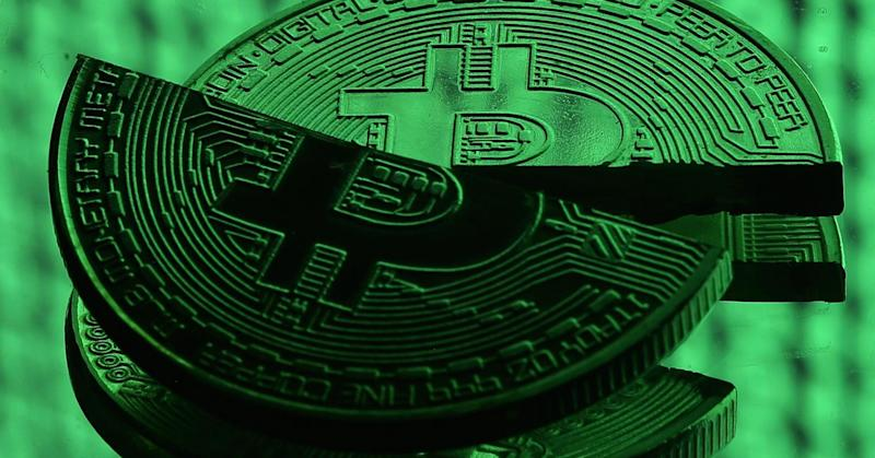 Bitcoin falls as one of the world's biggest cryptocurrency markets readies bill to ban trading