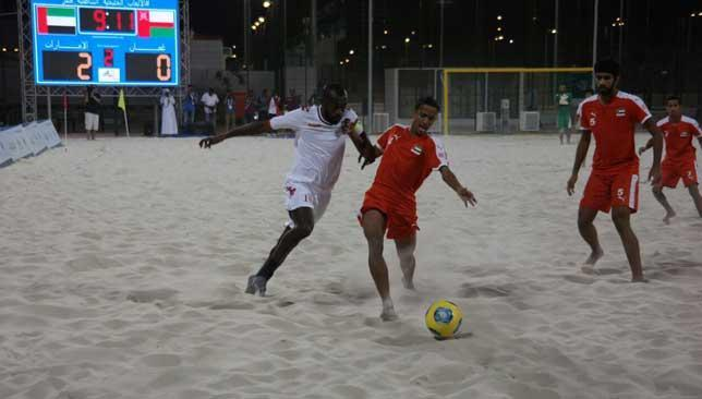 Oman and UAE face off in tense final