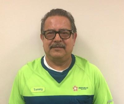 Tommy Garcia, 2020 Commercial Driver of the Year