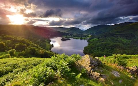 lake district - Credit: getty