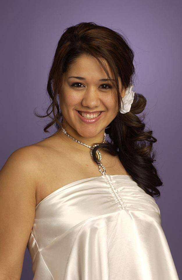"""Melinda Lira from Hanford, CA is one of the contestants on Season 4 of """"American Idol."""""""