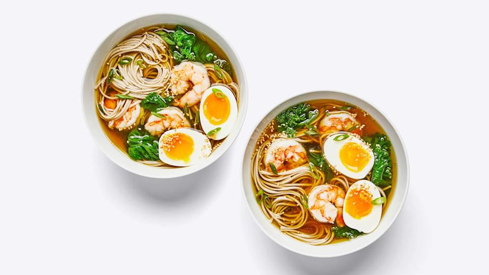 "<a href=""https://www.bonappetit.com/recipe/soba-soup-with-shrimp-and-greens?mbid=synd_yahoo_rss"" rel=""nofollow noopener"" target=""_blank"" data-ylk=""slk:See recipe."" class=""link rapid-noclick-resp"">See recipe.</a>"