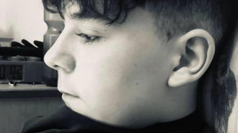 """Carson's family have described him as """"kind and loving"""" and """"a cheeky little boy"""" (Facebook)"""