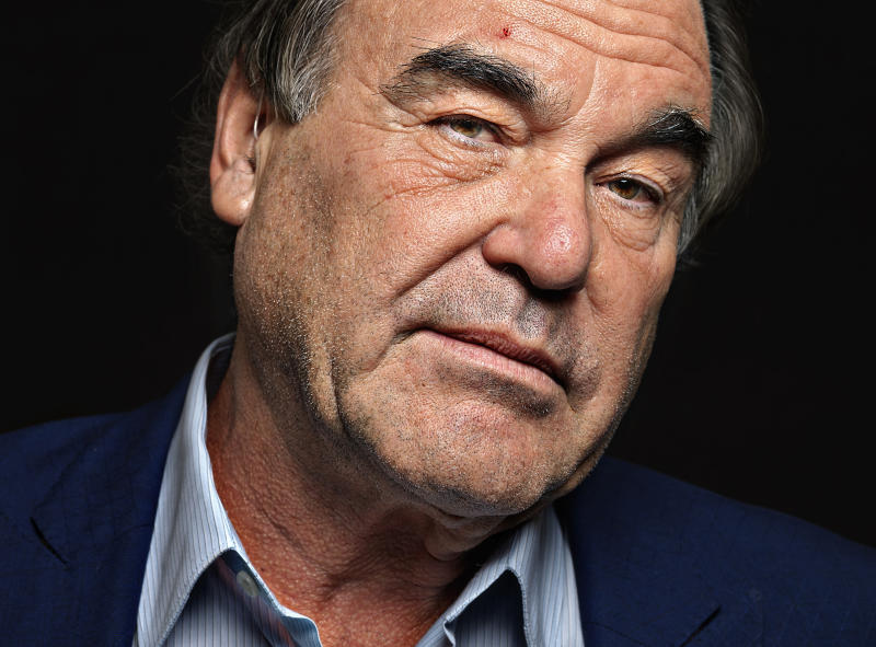 Oliver Stone. (Joseph Victor Stefanchik para The Washington Post via Getty Images)