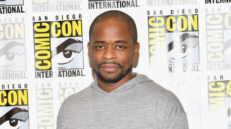 """Dule Hill at the """"Psych"""" Press Line during Comic-Con International 2017 at Hilton Bayfront on July 21, 2017 in San Diego, California."""