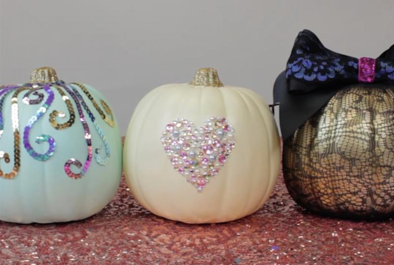 These DIY pumpkins went from gourd to GORGE