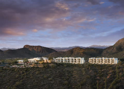 CopperWynd Resort & Club, in Scottsdale's Living Desert, is Aqua-Aston Hospitality's First Managed Resort in Arizona