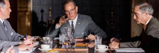 Woody Harrelson stars as Lyndon Johnson in the new film <em>LBJ.</em> (Photo: Electric Entertainment/courtesy Everett Collection)