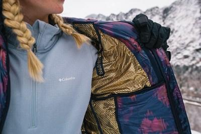 Columbia Sportswear Unveils Gold Standard for Warmth with New Omni-Heat ™ Infinity Technology (CNW Group / Columbia Sportswear)