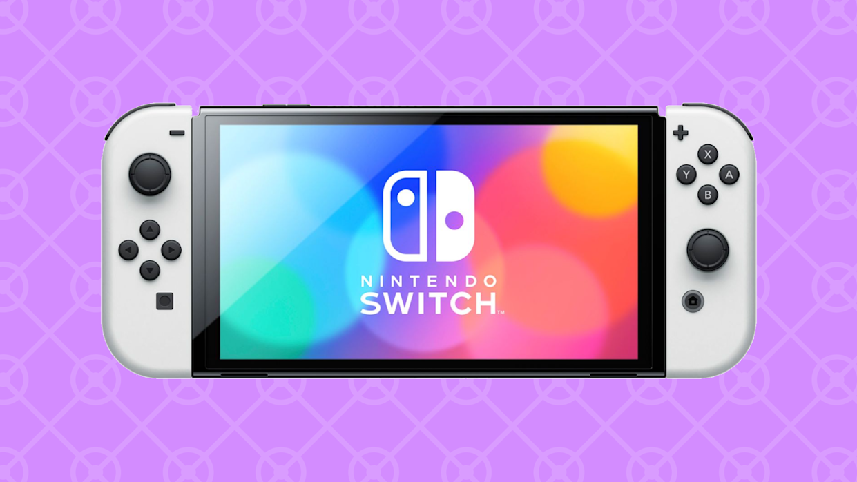 The Nintendo Switch has never looked better — pre-order right now! (Photo: Nintendo)