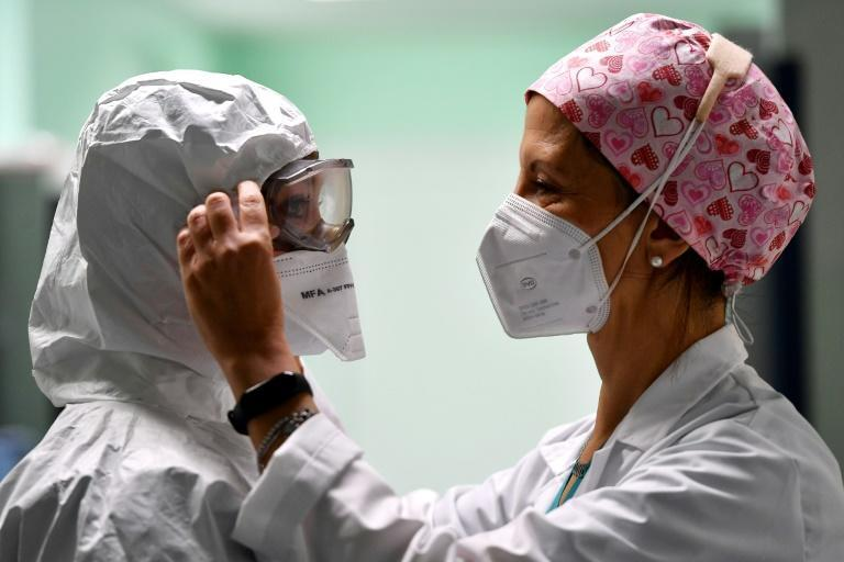 Healthcare systems around the world have been put under immense pressure by the pandemic