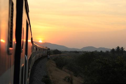 The Solis X came into it's own on long train journeys - Credit: istock