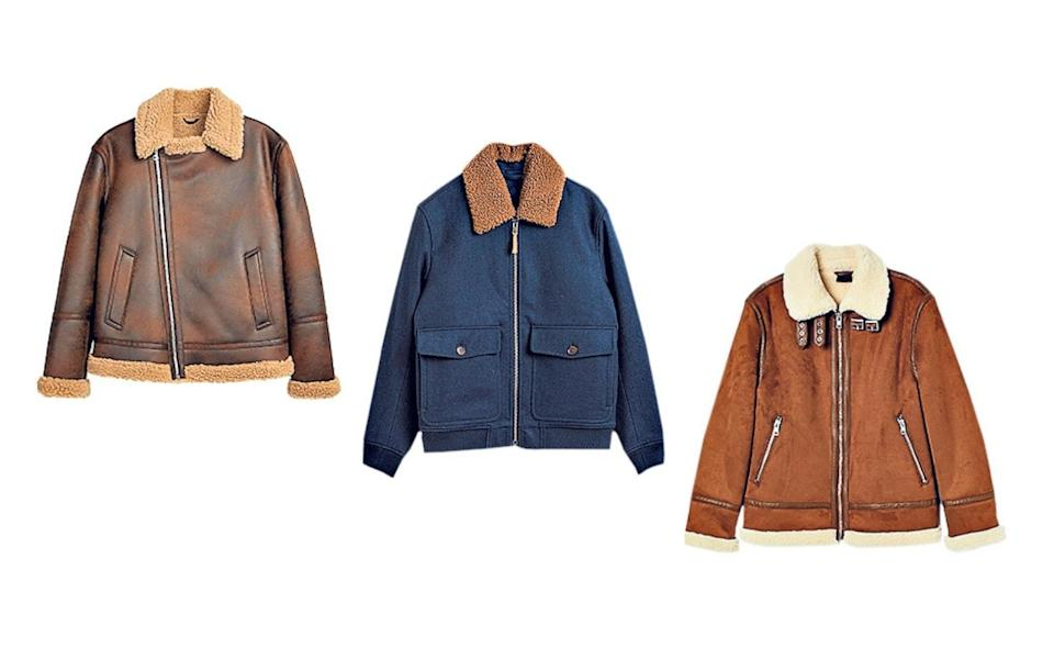 Move over, Bruce Springsteen: Eight of the best aviator jackets for middle-aged men