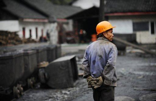 China's mines are known for being among the world's most deadly