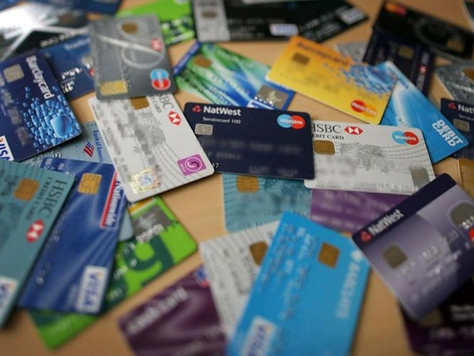 <p>Households have repaid a total of £15.6bn of consumer credit since March</p> (Getty)