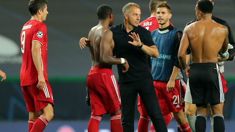 Go high or go home - Flick committed to Bayern's bold approach against PSG