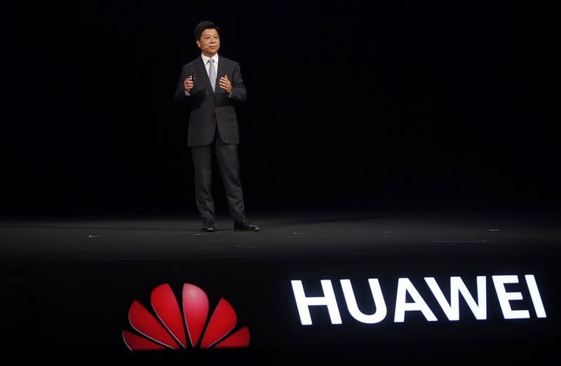 Huawei chairman urges U.S. to reconsider 'attack' on global supply chain