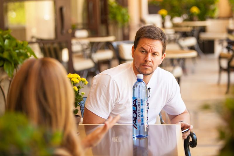 'TED' Star Mark Wahlberg Stays In Spectacular Shape With The Help Of AQUAHydrate