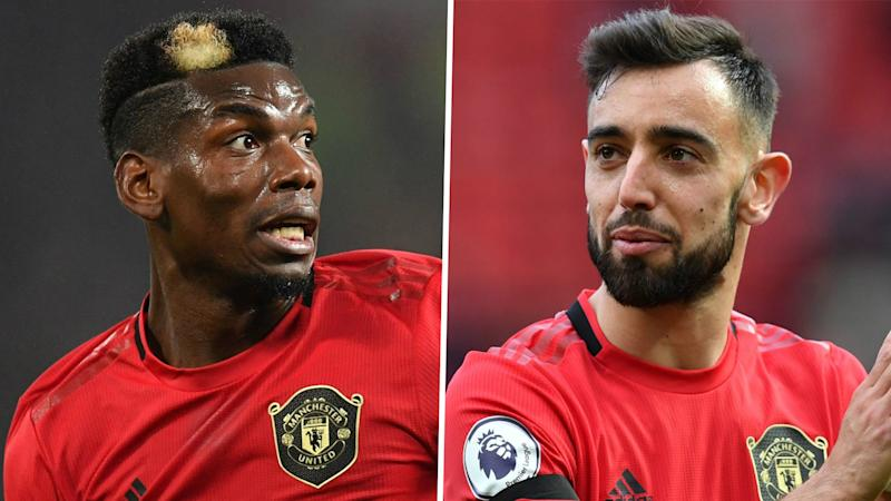 Fernandes: I don't want to talk too much about me and Pogba