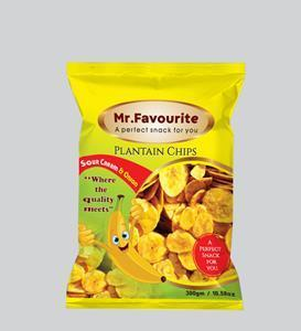 Mr. Favourite has taken plantains and created chips for every occasion. The chips are great if you are craving a snack that is crunchy and savory,
