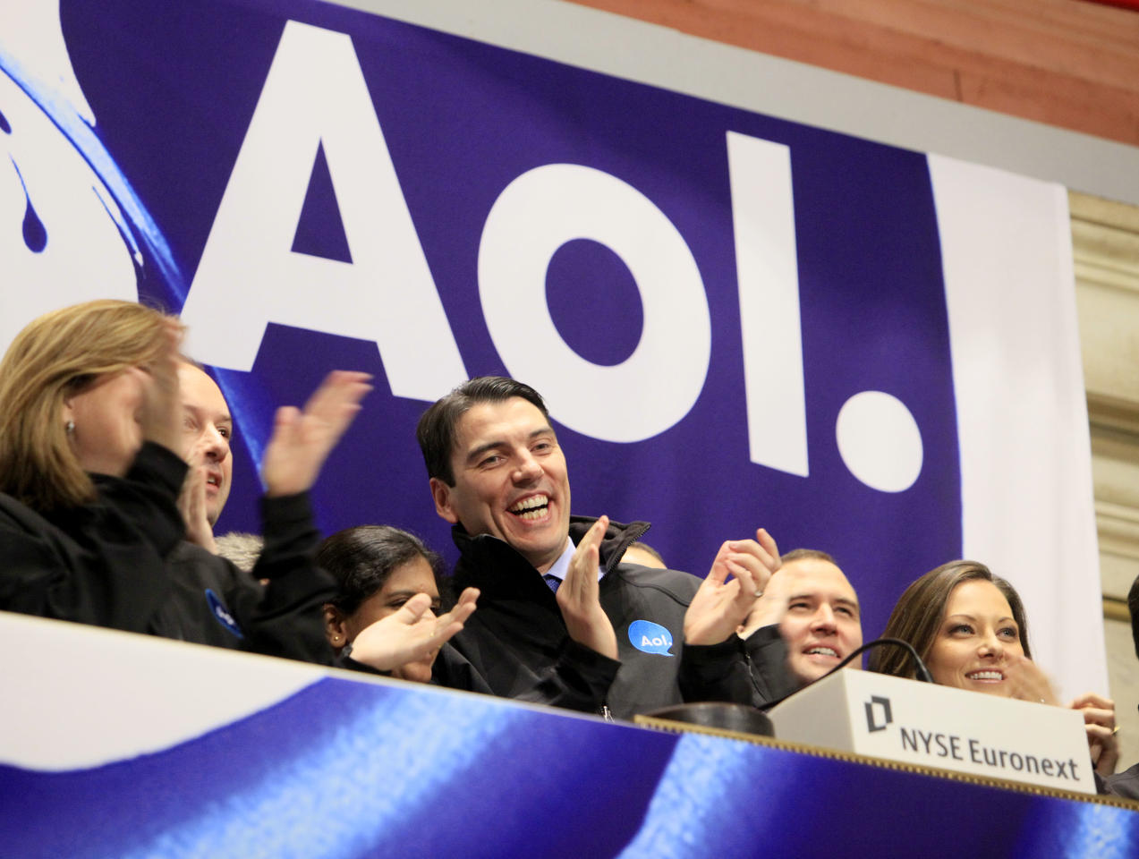 <p>AOL (formerly Quantum Computer Services): Began life in 1983 as Control Video Corporation, which was founded by Bill von Meister. Control Video Corporation went bust in a year, and was reborn as Quantum Computer Services to further develop its phone-data tech. </p>