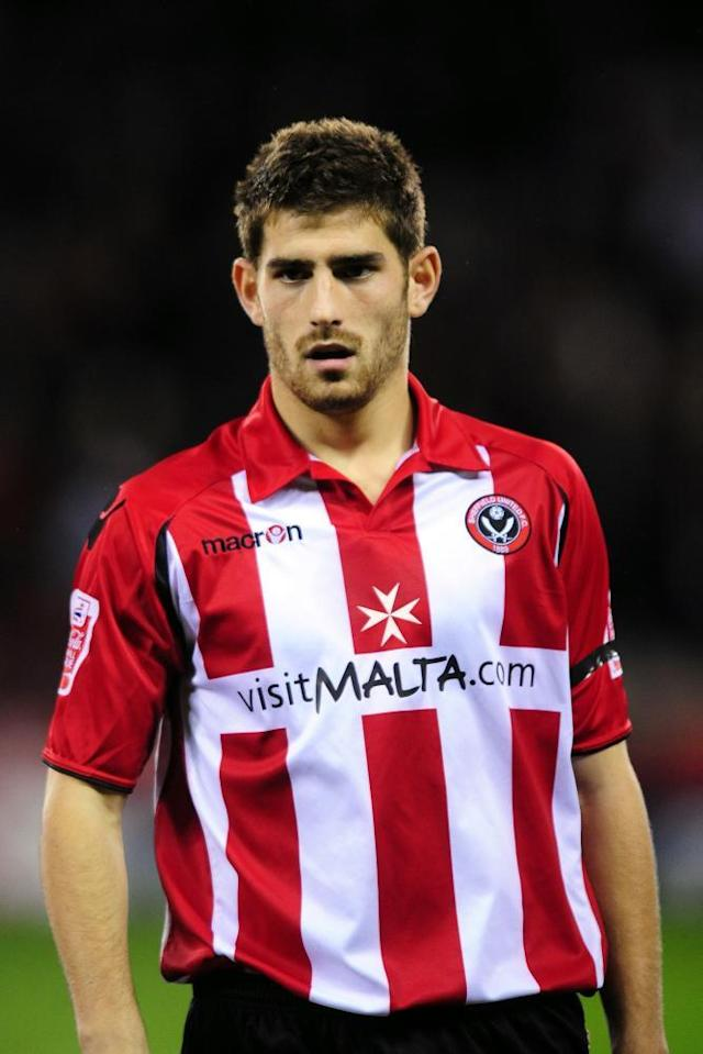 "<span class=""element-image__caption"">Ched Evans played for Sheffield United between 2009 and 2012, having previously played for Manchester City.</span> <span class=""element-image__credit"">Photograph: Anna Gowthorpe/PA</span>"