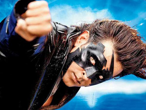 <p>The success of Koi Mil Gaya was taken to new heights with this Krrish. Papa Roshan didn't repeat his earlier goof-up and replaced Jaadu with an extra dose of Hrithik's good looks. Okay, he acts all fine. But then, this is a home production after all. </p>