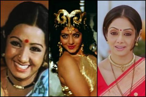 From child artist to formidable veteran, how Sridevi has ruled hearts for five decades