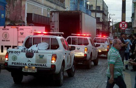 At least three killed in prison violence in Brazil