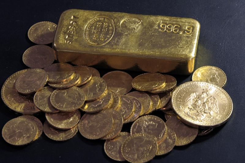 Gold didn't have a glittering first half of the year as demand dropped 14 percent