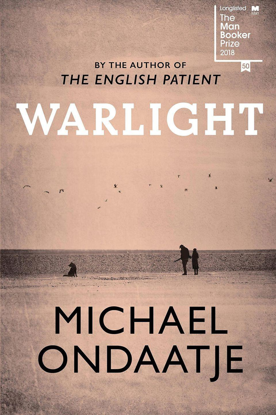 "<p><a href=""http://foyles.co.uk/witem/education/summary-of-warlight-by-michael-ondaatje,bookhabits-9781388285289"" rel=""nofollow noopener"" target=""_blank"" data-ylk=""slk:BUY NOW"" class=""link rapid-noclick-resp"">BUY NOW</a></p><p>""I've found Ondaatje slightly hard going in the past, but the latest novel from the author of <em>The English Patient</em> is just glorious. Set in post-war London, it tells the story of a boy and his sister apparently abandoned by their mother and looked after by a revolving cast of eccentrics rendered with Dickensian verve. My hot tip for the Booker Prize.""</p><p><em>Warlight by Michael Ondaatje, £8.83, <a href=""http://foyles.co.uk/witem/education/summary-of-warlight-by-michael-ondaatje,bookhabits-9781388285289"" rel=""nofollow noopener"" target=""_blank"" data-ylk=""slk:Foyles"" class=""link rapid-noclick-resp"">Foyles</a></em></p>"