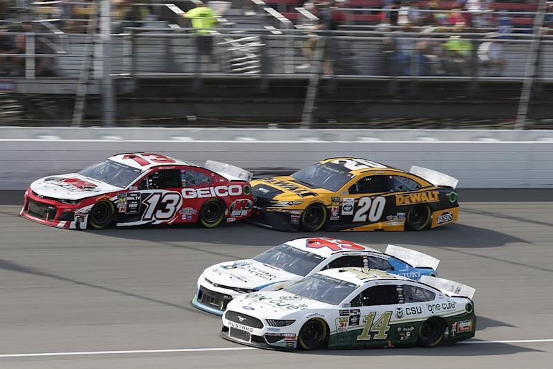 Watkins Glen absent from latest NASCAR Cup schedule