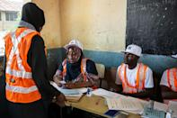 Zanzibar held an early vote for security forces Tuesday which prompted violence