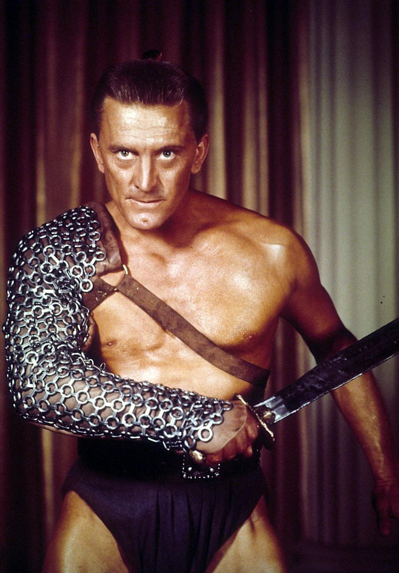 """Spartacus"" star Kirk Douglas has died at 103. (Photo by Universal Pictures/Getty Images)"