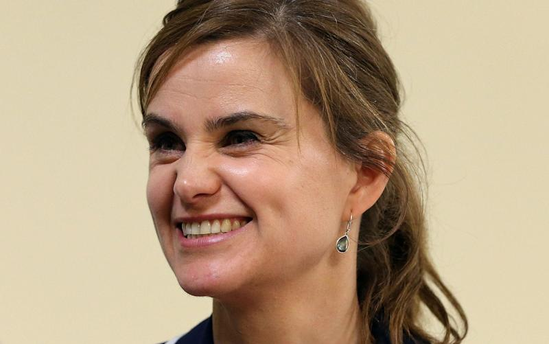 Labour's Jo Cox delighted after being elected as MP for Batley & Spen - Julian Hughes