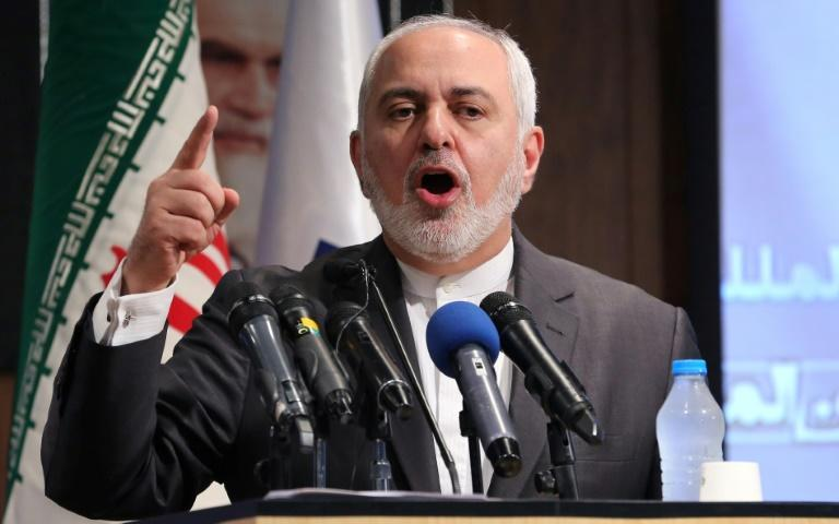 """Iran's Foreign Minister Mohammad Javad Zarif called the UK plan to bolster its nuclear arsenal """"utter hypocrisy"""""""