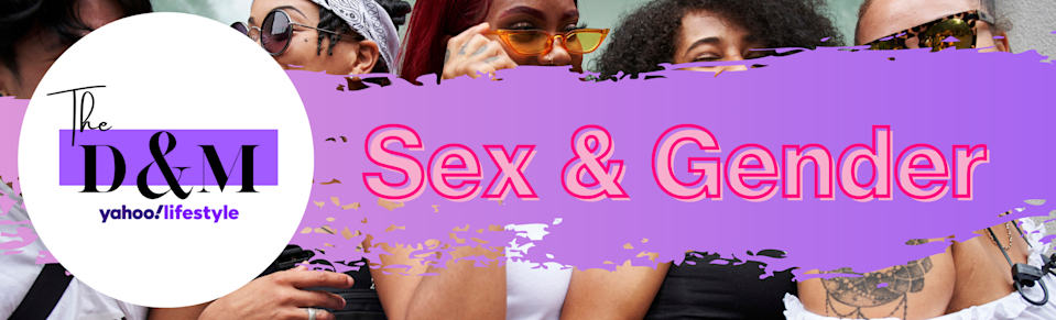 Sex & Gender topic banner