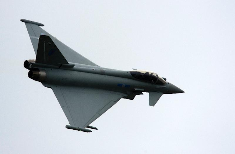 BAE faces slowing demand for the Eurofighter Typhoon, which was jointly developed with Airbus and Finmeccanica
