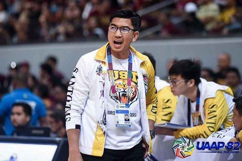 UST head coach Aldin Ayo looking for high-character players in Cebu tryouts