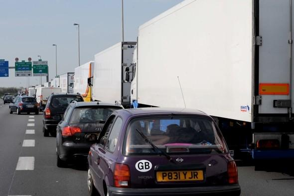 Immigration chaos spreads from Heathrow to Eurotunnel